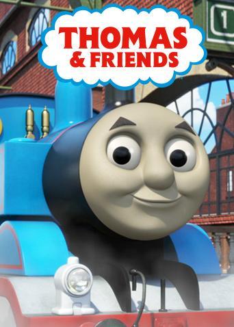 托马斯和他的朋友们 第二十二季 英语版